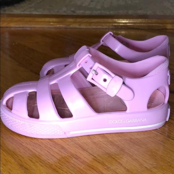 Gabbana Baby Girl Pink Sandals | Poshmark